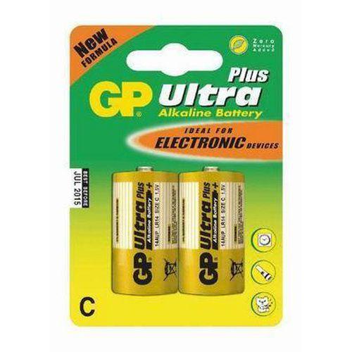 Baterie GP Ultra Plus Alkaline LR14 (C)