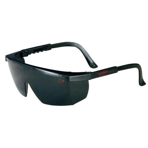 Okulary ochronne CXS Kid ze szkłami dymionymi