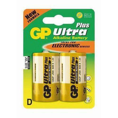 Baterie GP Ultra Plus Alkaline LR20 (D)