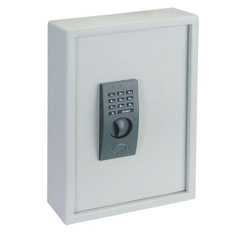 Szafka na klucze z zamkien elektronicznym, 48 haczyków