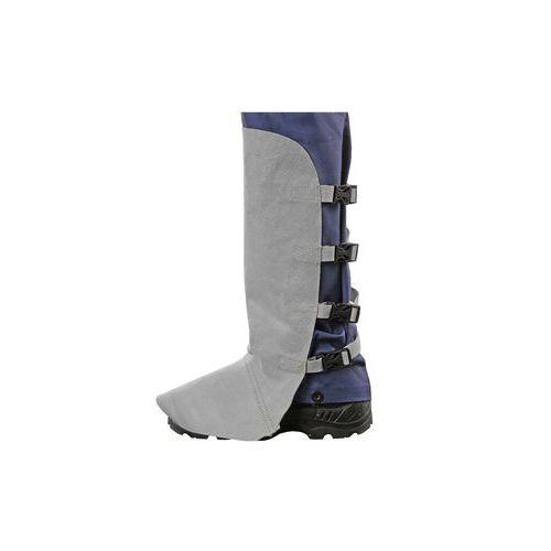 Ochraniacze spawalnicze na buty z klamrami