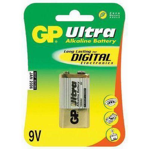 Baterie GP Ultra Alkaline 9 V