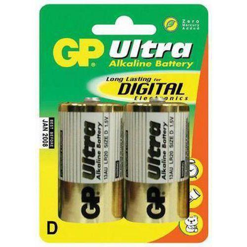 GP Ultra Alkaline LR20 (D)