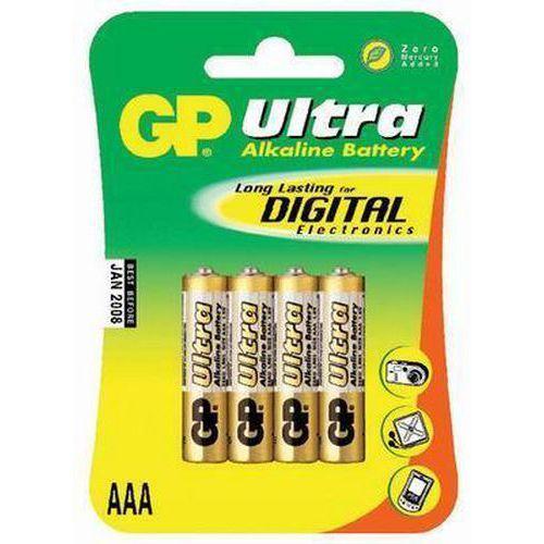 Baterie GP Ultra Alkaline LR03 (AAA)