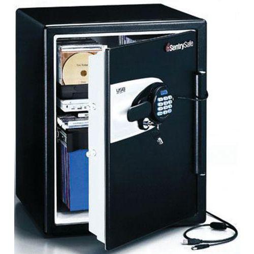 Sejf ognioodporny i wodoodporny SentrySafe QE 5541 USB