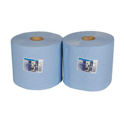 Przemysłowe ściereczki papierowe Tork Advanced 420 Blue 1-warstwowe, 750 listków, 2 szt.