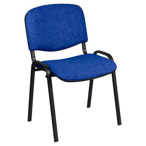 Krzesło konferencyjne Manutan ISO Black