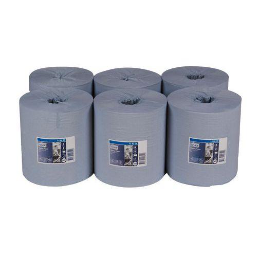 Ręczniki papierowe Tork Advanced 415 1-warstwowe, 320 m, niebieskie, 6 szt.