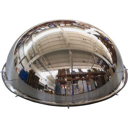 Lustra paraboliczne przemysłowe, półkula