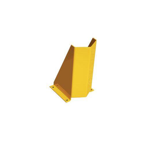 Metalowa osłona regałów, typ U