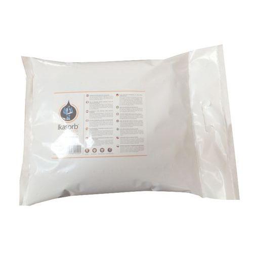 Sorbent sypki Ikasorb 1030, pojemność wchłaniania 3,9 l, opakowanie 5 kg
