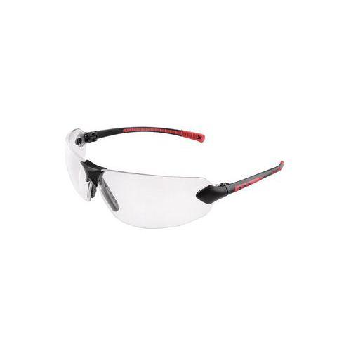 Okulary ochronne CXS Fossa z przezroczystymi szkłami