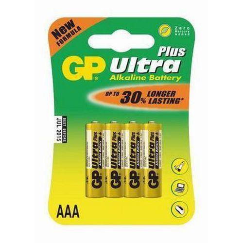 Baterie GP Ultra Plus Alkaline LR03 (AAA)