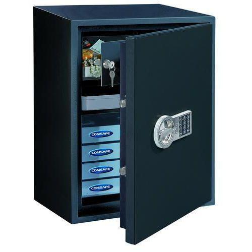 Sejf meblowy Power Safe 600EL, ze skrytką, klasa bezpieczeństwa S2