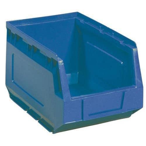 Skrzynki plastikowe Manutan 12,5 x 14,5 x 24 cm