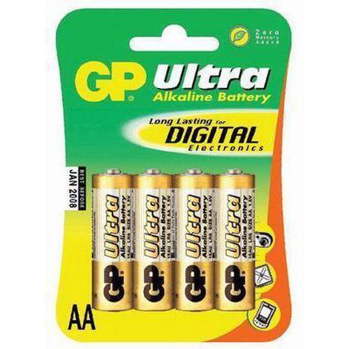 Baterie GP Ultra Alkaline LR6 (AA)