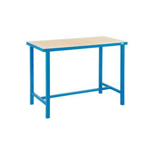 Stół warsztatowy spawany Rivt, 85 x 120 x 60 cm