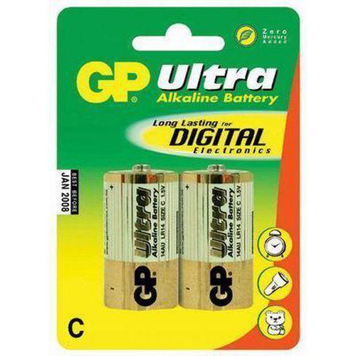 Baterie GP Ultra Alkaline LR14 (C)