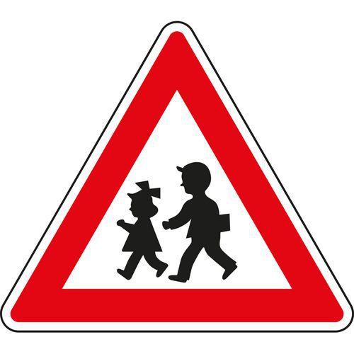 Znak drogowy Dzieci (A12)