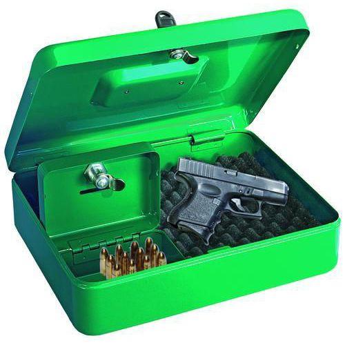 Przenośny sejf na broń krótką