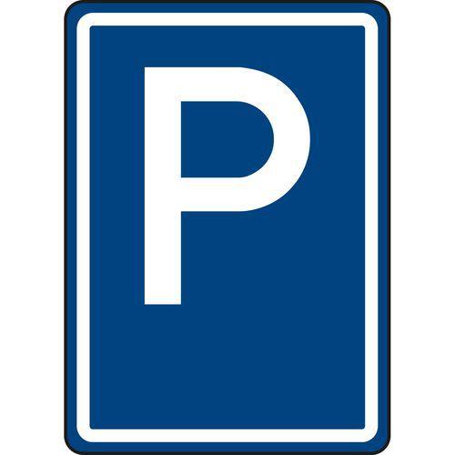 Znak drogowy Parking (IP11a)