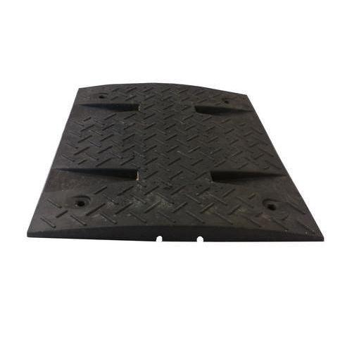 Progi spowalniające, elementy środkowe, 3 x 50 x 43 cm