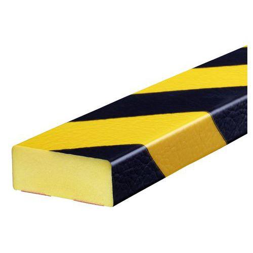 Kątowy profil ochronny Ampere, na równą powierzchnię, długość 100 cm
