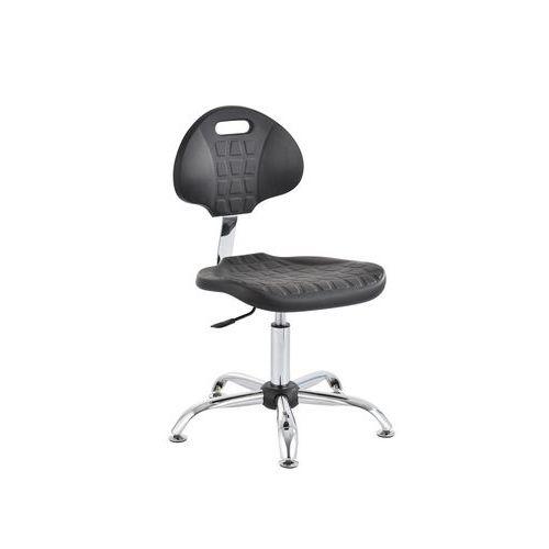 Krzesło antystatyczne ESD robocze Ralph na płozach