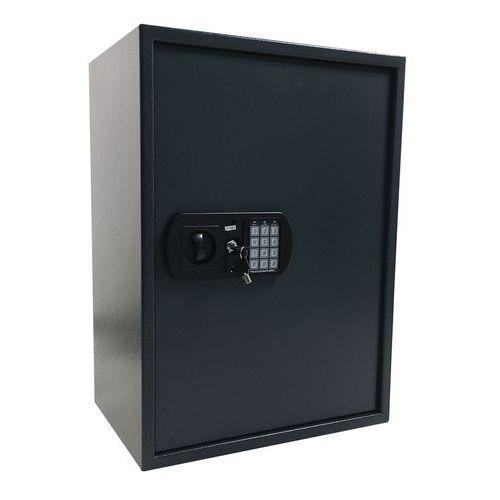 Szafka na klucze Manutan z zamkiem elektronicznym, 200 haczyków