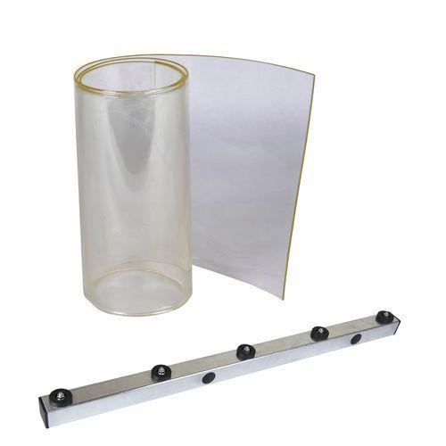 Kurtyny paskowe do chłodni, szerokość 30 cm, 1 m2