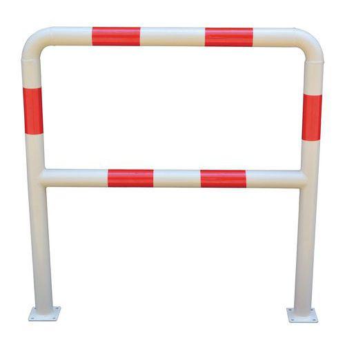Metalowe barierki Manutan, długość 100 cm