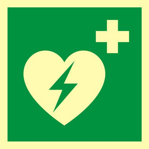 Defibrylator (AED)
