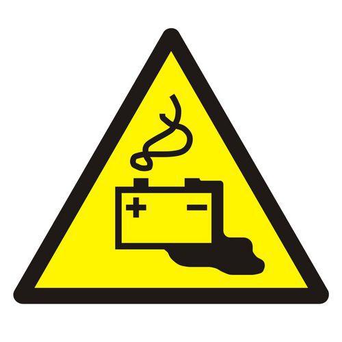 Ostrzeżenie przed ładowaniem baterii