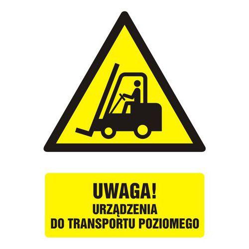 Uwaga! urządzenie do transportu poziomego