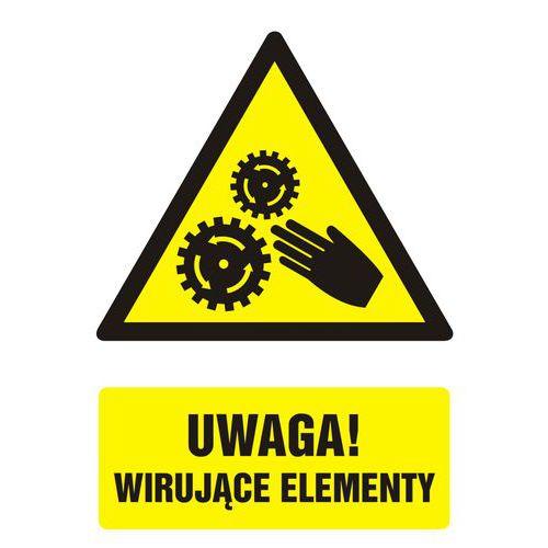 Uwaga ! Wirujące elementy 2