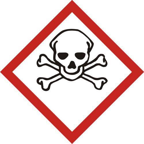 Produkt bardzo toksyczny