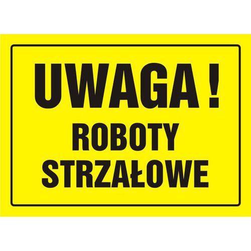 Uwaga! Roboty strzałowe