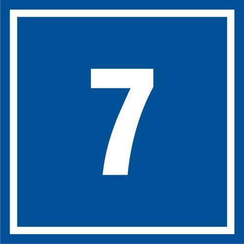 Numer 7