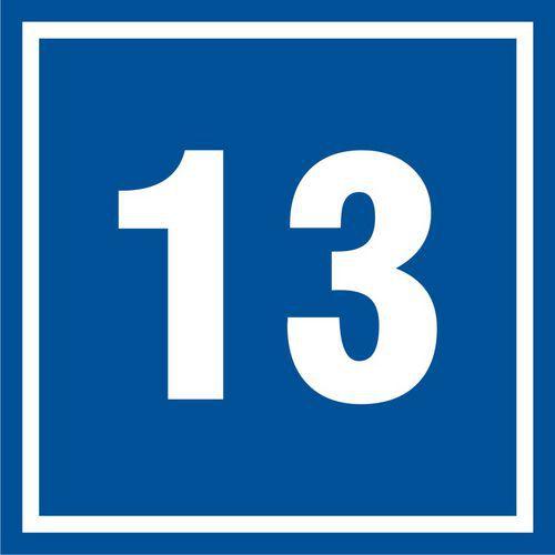 Numer 13