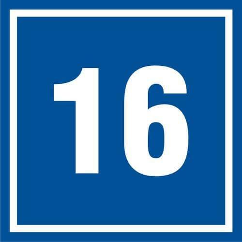 Numer 16