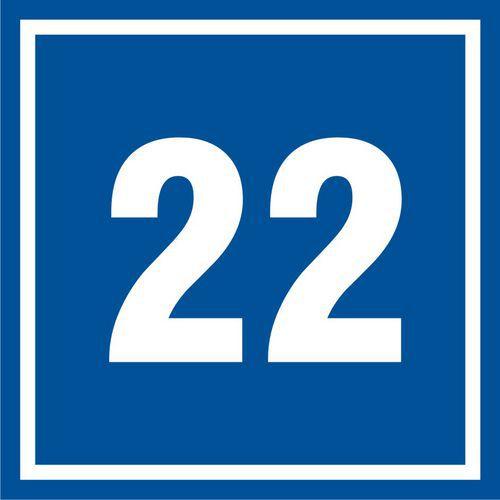 Numer 22