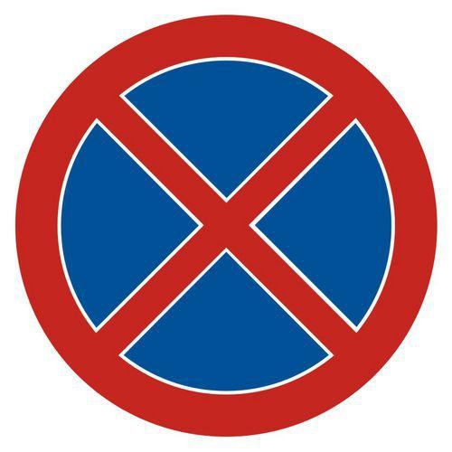 Zakaz zatrzymywania się