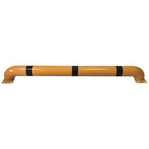 Naziemna barierka metalowa Manutan, długość 120 cm