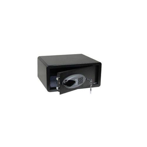 Sejf meblowy z zamkiem motorycznym i wyświetlaczem LCD
