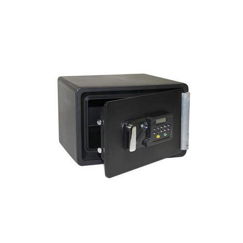 Sejf meblowy przeciwpożarowy z zamkiem elektronicznym i wyświetlaczem LCD