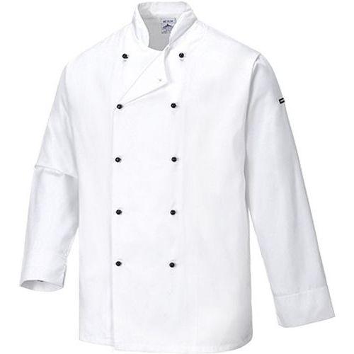 Bluza kucharska Cornwall, biały