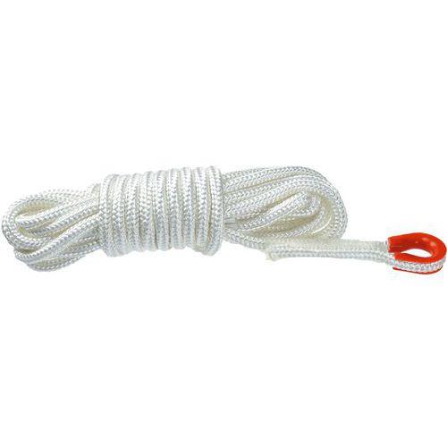 10 metrowa lina, biały