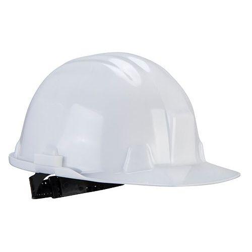 Hełm ochronny Workbase, biały