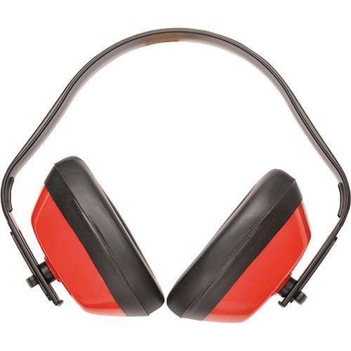 Ochronnik słuchu Classic, czerwony