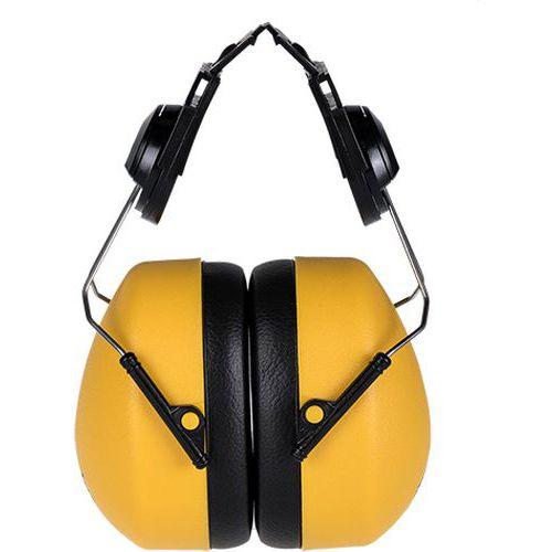 Ochronnik słuchu Clip-On, żółty